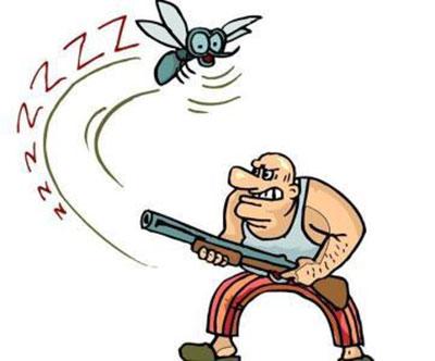 夏季怎样才能不招蚊子